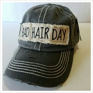 kbethos  Accessories - Bad Hair Day Cap