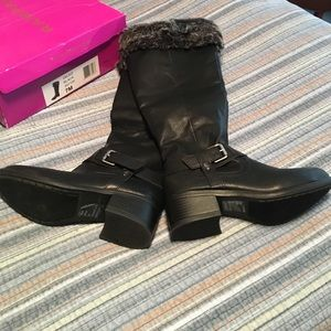 Rampage Fur Top boots