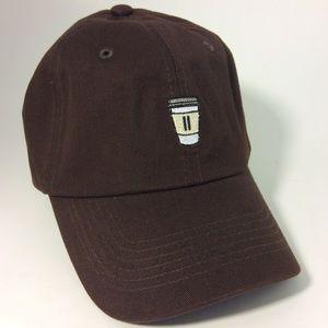 a4bb039119b Accessories - Coffee Cup Dad Hat NWT
