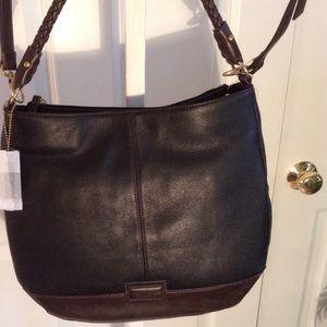 Tignanello Handbags - Braided Beauty Hobo, Tignanello, NWT