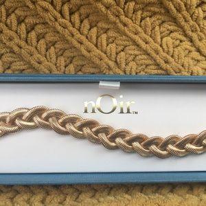 nOir Jewelry Jewelry - 🌅2 for $15 nOir ||| Gold Choker