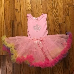 Popatu Other - WORN ONCE Pink Princess Tutu Dress
