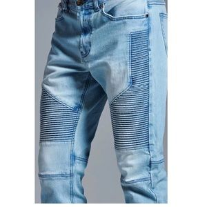 PacSun Other - Bullhead Denim Brite indigo moto Stacked Skinny