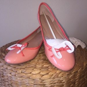 Banana Republic Shoes - Banana Republic Coral Ballet Flat