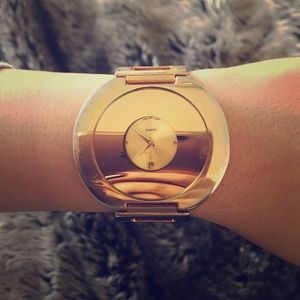 Always For Me Accessories - Gold watch
