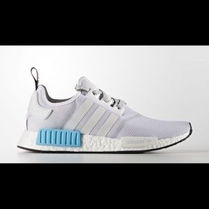 1e41bc60f ... Sold-New deadstock Adidas NMD White  Bright Cyan
