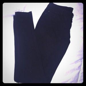 Celebrity Pink Pants - Black skinny pants