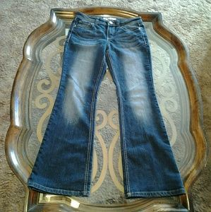 lei  Denim - 🇺🇸SALE🇺🇸 Lei sz 7 regular flare jeans