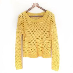 Halogen Sweaters - Gold Halogen sweater, size medium