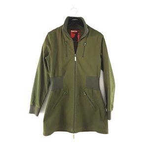Nikita Olive Green Snowboard Jacket