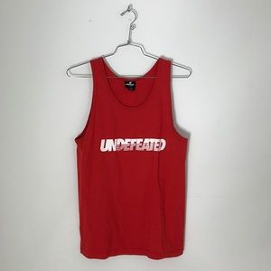 Undefeated Other - UNDEFEATED TANK
