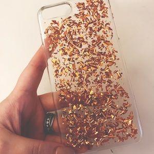 NEW Gold Karat iPhone 7 Plus Case