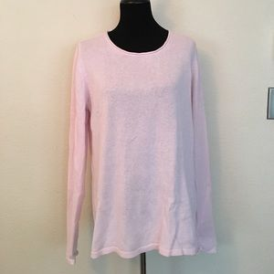 Old Navy Sweaters - Old Navy light pink sweater size x large