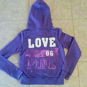 PINK Victoria's Secret Tops - Victoria's Secret Pink hoodie