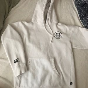 Black Scale Tops - HUF + Black Scale Collaboration hoodie