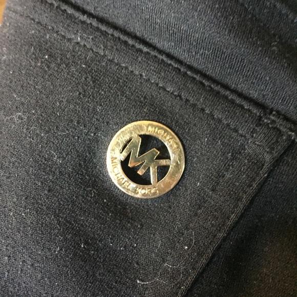 Michael Kors Jeans - MICHAEL KORS BLACK Skinny PANTS