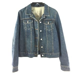 J. Crew Jackets & Blazers - J.Crew Denim Jean Jacket in Walden wash
