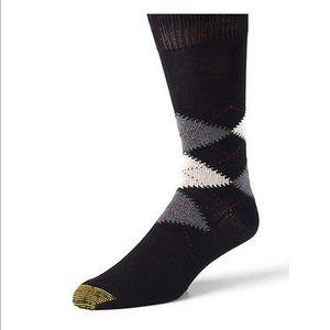 Gold Toe Other - Gold Toe Premier Argyle Sock B87