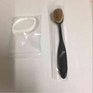 Other - Oval brush + silisponge combo set