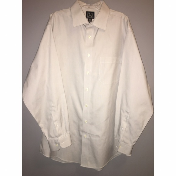 JOS A Banks  Shirts - New JOS A Banks Long sleeve button down