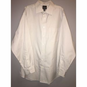 New JOS A Banks Long sleeve button down