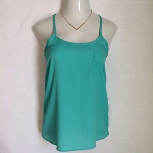 Everly Tops - Everly racerback tank top NWT