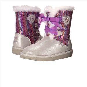 Stride Rite Other - Stride Rite Disney Frozen Cozy Toddler Boots