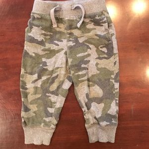 GAP Other - Baby Gap Camo Joggers