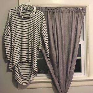 sheinside Tops - Sheinside Striped Top
