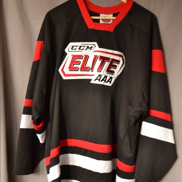 64 vintage other vintage ccm hockey jersey great