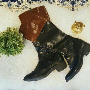 Etienne Aigner Shoes - ETIENNE AIGNER riding boots