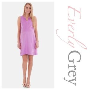 Everly Grey Dresses & Skirts - Every grey maternity dress