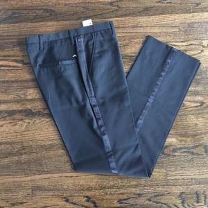 J. Lindeberg Other - J. Lindeberg Mens Black Tuxedo Pants