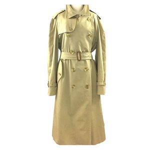 Vintage Burberrys classic trench coat