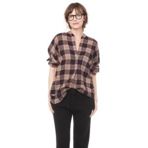 Hatch Tops - Hatch Collection Plaid Top