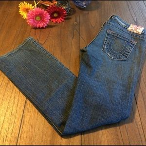 True Religion 'Johnny' Jeans