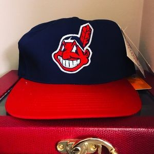 American Needle Other - Cleveland Indians Snap Back