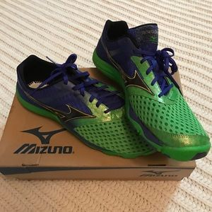 Mizuno Other - MIZUNO RUNNING MENS SHOE WAVE EVO-CURSORIS