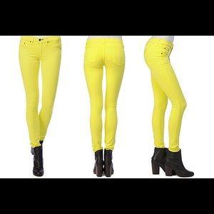 rag & bone Legging Jeans