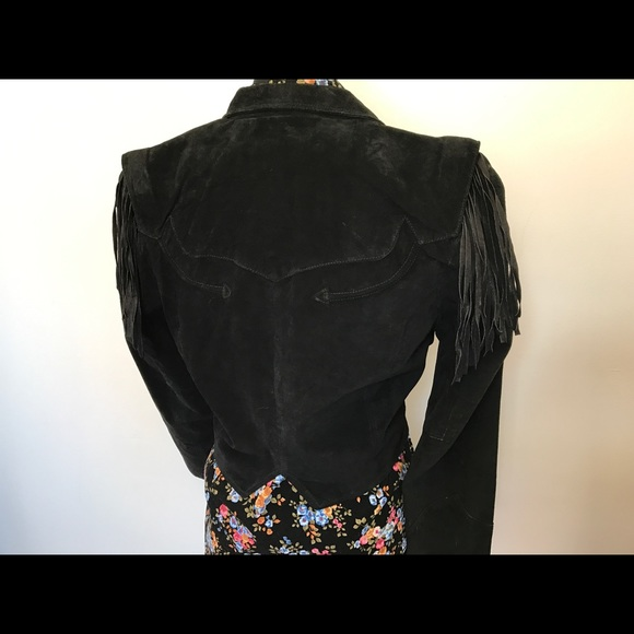 Urban Outfitters Jackets & Coats - Vintage suede leather wester jacket
