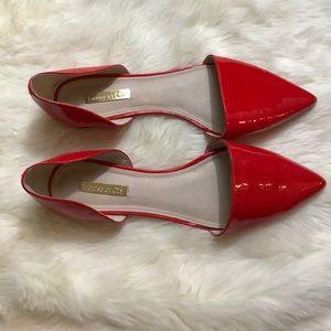 Louise et Cie Shoes - Louise et Cie Arlette D'orsay Flats Size 9M NWOT