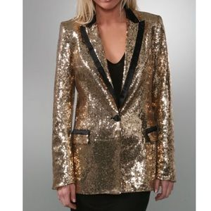 Torn by Ronny Kobo Jackets & Blazers - ✨✨Torn By Ronny Kobo Sequin Blazer✨✨