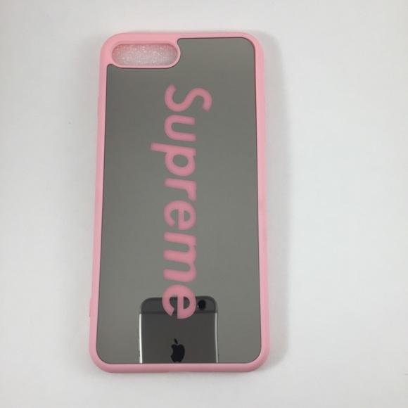 check out 006de 87560 Pink Supreme iPhone Case