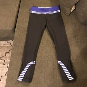 lululemon athletica Pants - Run inspire crops