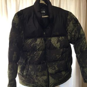 North Face Other - Mens north face NWOT XL camo jacket