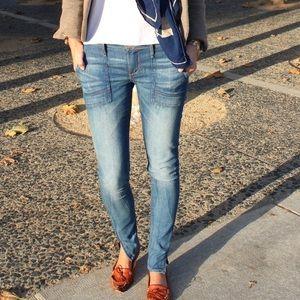 Earnest Sewn Denim - Earnest Sewn Harlan skinny jeans sz 30