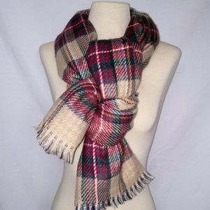 2for1 REVERSIBLE Blanket Scarf