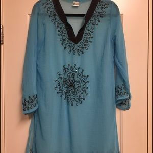 Other - NWOT! Swim Suit Coverup Dress!