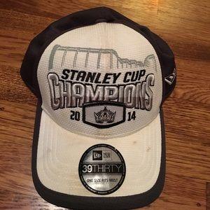 New Era Accessories - Men's Stanley Cup champions 2014 LA Kings hat