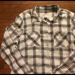 Caslon Tops - ✨SALE✨ • CASLON • flannel button down